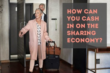 Cashing in on the sharing economy