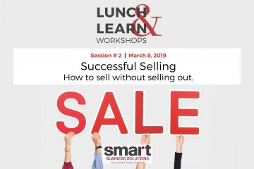 Lunch & Learn 8 March